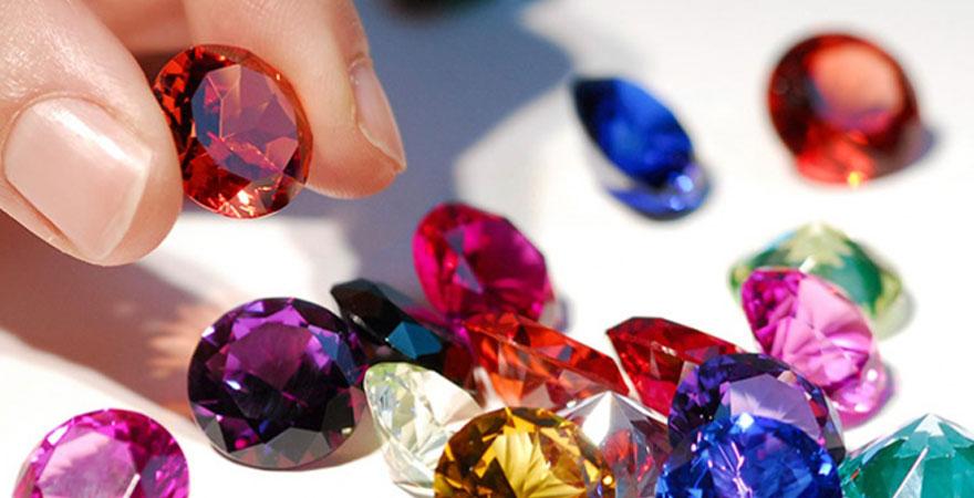 Bijoux: Tipos de pedras - Cristais Hibridos