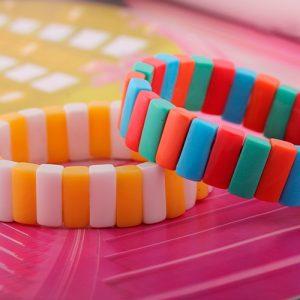 Pulseira Fun Colors - Dayanne Bijoux